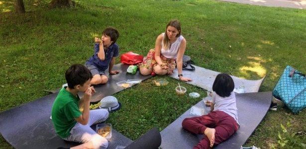 Летняя городская смена – Научная Экспедиция
